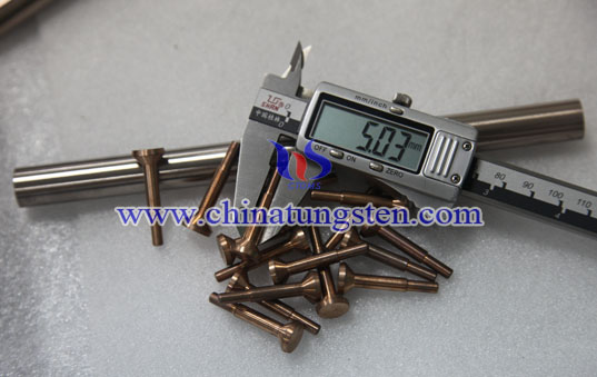 Copper Tungsten Different Classes Chinatungsten Online